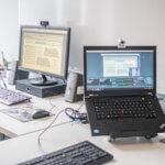 UX Usablility Labor Test Technik Remote Interviewerplatz